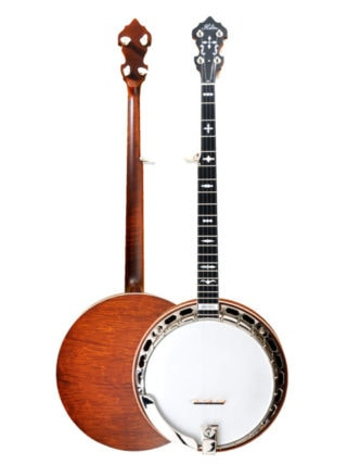 huber workhorse maple banjo