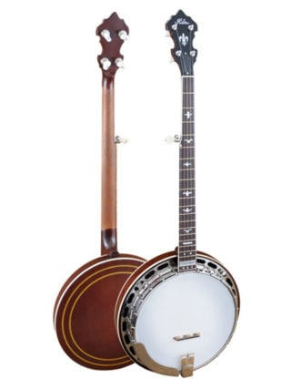 huber sammy shelor model banjo