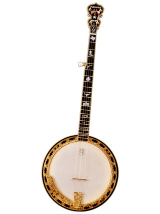 deering texas 5 strong banjo