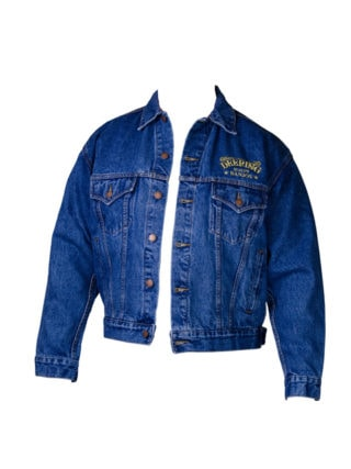 deering banjos denim jacket