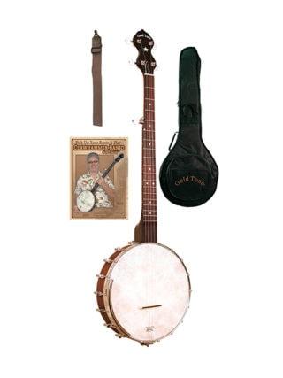 gold tone cc-ot cripple creek old time banjo