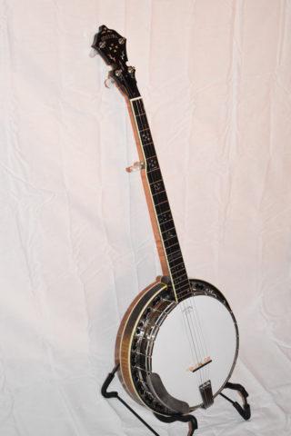 1986 Stelling Sunflower Banjo