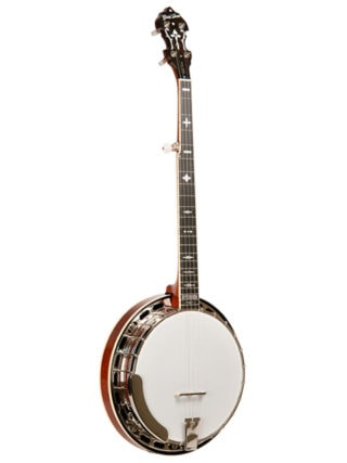 gold tone ob-3 orange blossom twanger banjo
