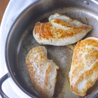 Basic Boneless Skinless Chicken Breast