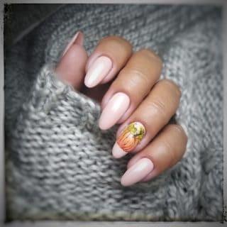 stylizacja paznokci na halloween