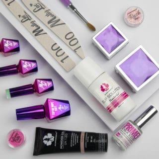 produkty kosmetyczne do dłoni