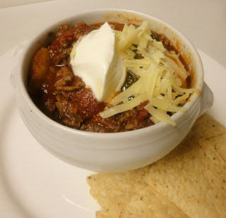 "Perfect For Super Bowl Sunday and ""This Is Us""…Monte's Bourbon Chili"