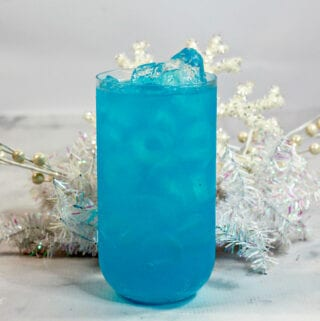 Frozen Into to Unknown Cocktail-2