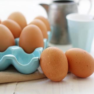Easy Peel Hard Boiled Eggs