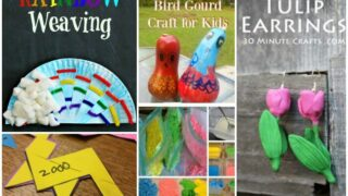 Kids Crafts from Around the World - Week 2