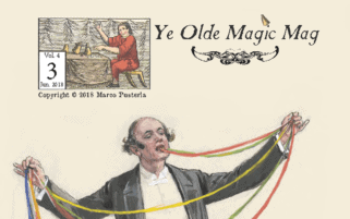 Ye Olde Magic Mag 4-3