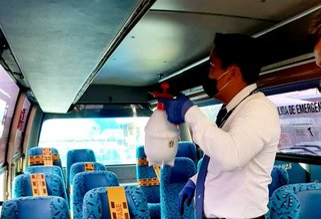 Photo of Aprobada reapertura de la Ruta 7 de transporte público urbano en Yopal