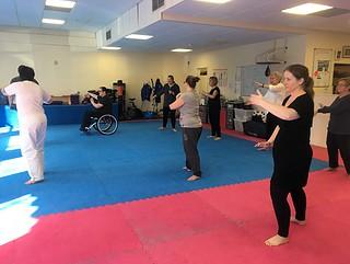 Tai Chi beginners class