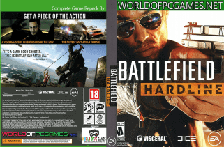 Battlefield Hardline Free Download Repack PC Game By Worldofpcgames