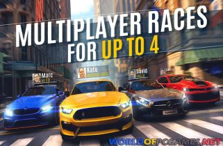 Asphalt Street Storm Racing Free Download Android APk By Worldofpcgames.net