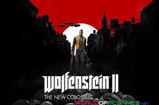 Wolfenstein 2 Free Download The New Colossus PC Game By Worldofpcgames.com
