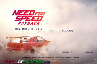 Need For Speed Payback Free Download PC Game By Worldofpcgames.com