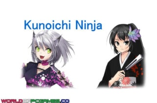 Kunoichi Ninja Free Download By Worldofpcgames