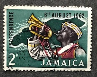 Celebrating Jamaica's Independence with Stamps