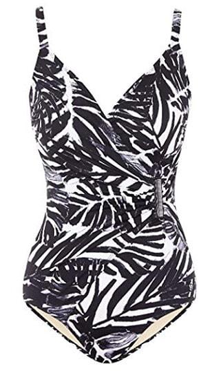 Seaspray swimsuit | 40plusstyle.com