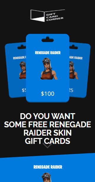 renegade raider skin generator