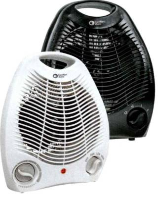 Personal Compact Heater - White Fan