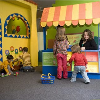 Children's Museum of Manhattan (CMOM)