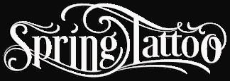Spring Tattoo logo | ספרינג טאטו לוגו