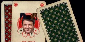il gioco delle tre carte