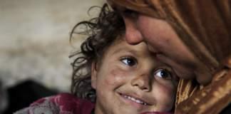 bambino della siria