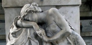 i cimiteri della capitale