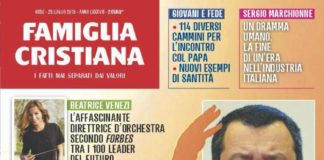 Famiglia cristiana Vs Salvini