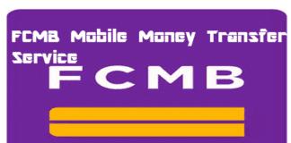 FCMB Mobile Money transfer Code image