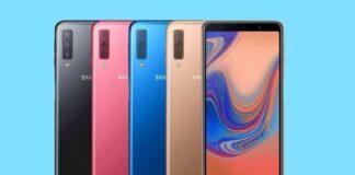 Samsung Galaxy A7 2018 specs