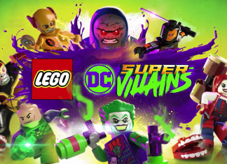 Lego DC Super Villains Story Trailer