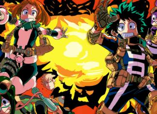 Bandai Namco could be teasing a new My Hero Academia game