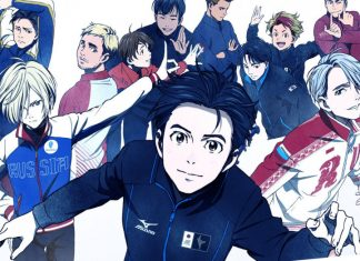 2018 Winter Olympics Features Japanese Athletes Skating to Yuri on Ice
