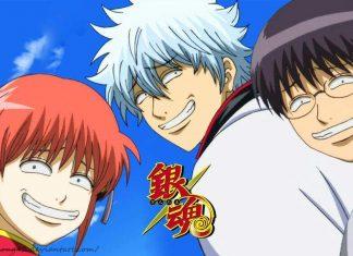 Gintama Anime's Return Date Set