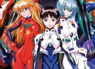 Netflix Acquires Worldwide License to Neon Genesis Evangelion TV Anime