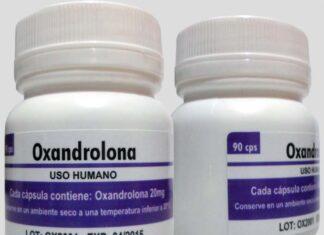 OXANDROLONA - ANAVAR - OXAND