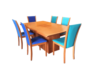 Skovby Danish Teak Dining Room Set