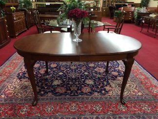 Pennsylvania House Queen Anne Dining Table