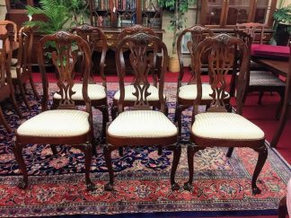 Councill Craftsman Mahogany Dining Chairs