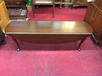 Biggs Mahogany Coffee Table