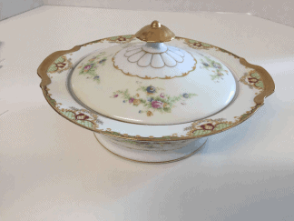 Empress China Covered Dish