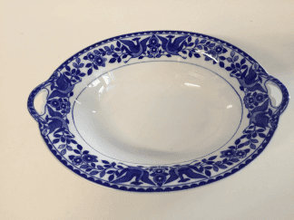 "Nippon ""Royal Sometuke"" Oblong Dish"