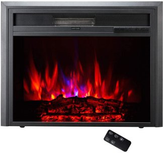 7. Tagi 30'' Embedded Electric Fireplace Insert