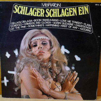 Early Freeman And His Orchestra* - Schlager Schlagen Ein (LP)