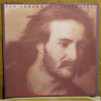 Jan Akkerman - Tabernakel (LP, Album, RE, Gat)