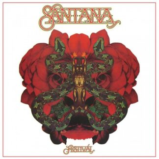 Santana - Festivál (LP, Album, RE, 180)